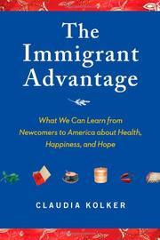 Cover art for THE IMMIGRANT ADVANTAGE