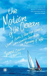 Book Cover for THE MOTION OF THE OCEAN