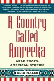 Cover art for A COUNTRY CALLED AMREEKA