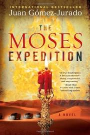Cover art for THE MOSES EXPEDITION