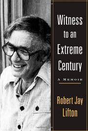 Book Cover for WITNESS TO AN EXTREME CENTURY