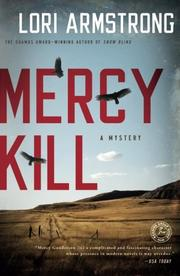 Cover art for MERCY KILL