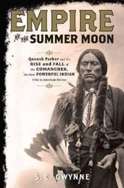 Cover art for EMPIRE OF THE SUMMER MOON