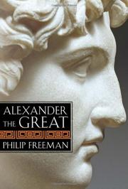 Cover art for ALEXANDER THE GREAT