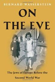 ON THE EVE by Bernard Wasserstein