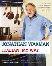 Book Cover for ITALIAN, MY WAY