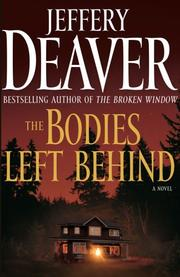 Book Cover for THE BODIES LEFT BEHIND