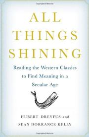 Cover art for ALL THINGS SHINING
