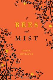 Cover art for OF BEES AND MIST