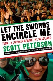 LET THE SWORDS ENCIRCLE ME by Scott Peterson