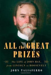 ALL THE GREAT PRIZES by John Taliaferro