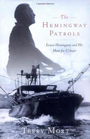 Cover art for THE HEMINGWAY PATROLS
