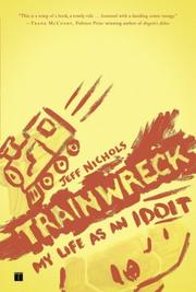 Book Cover for TRAINWRECK