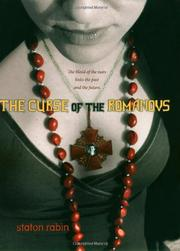 Cover art for THE CURSE OF THE ROMANOVS