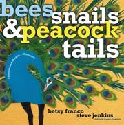 Cover art for BEES, SNAILS, & PEACOCK TAILS