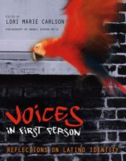 VOICES IN FIRST PERSON by Lori marie Carlson