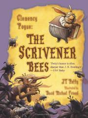 THE SCRIVENER BEES by JT Petty