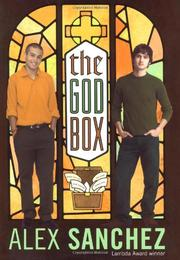 Cover art for THE GOD BOX