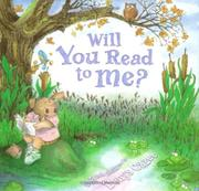 Cover art for WILL YOU READ TO ME?