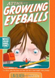 ATTACK OF THE GROWLING EYEBALLS by Lin Oliver