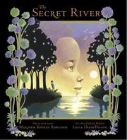 Cover art for THE SECRET RIVER