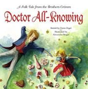 Cover art for DOCTOR ALL-KNOWING