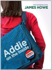 Book Cover for ADDIE ON THE INSIDE