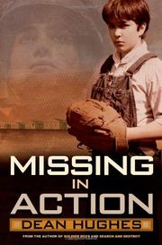 Cover art for MISSING IN ACTION