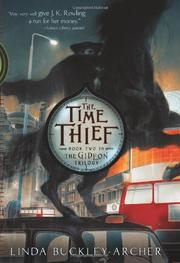 Cover art for THE TIME THIEF