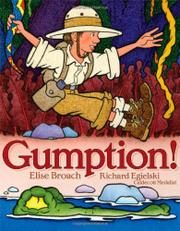 Book Cover for GUMPTION!