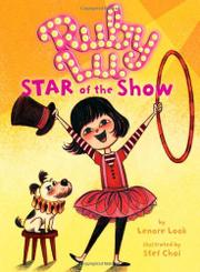 Book Cover for RUBY LU, STAR OF THE SHOW