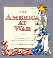 Cover art for AMERICA AT WAR