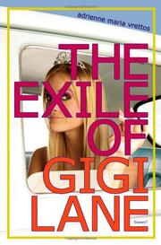 Cover art for THE EXILE OF GIGI LANE