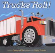 Book Cover for TRUCKS ROLL!