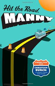Book Cover for HIT THE ROAD, MANNY