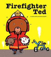 Book Cover for FIREFIGHTER TED