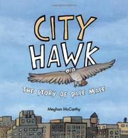 CITY HAWK by Meghan McCarthy