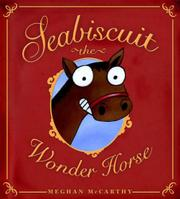 Book Cover for SEABISCUIT THE WONDER HORSE