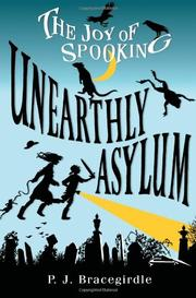Cover art for UNEARTHLY ASYLUM