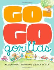 Cover art for GO-GO GORILLAS
