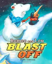 Book Cover for ROMEO AND LOU BLAST OFF