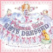 Cover art for PRINCESS BESS GETS DRESSED