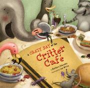 Book Cover for A CRAZY DAY AT THE CRITTER CAFÉ