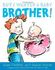 Cover art for BUT I WANTED A BABY BROTHER!