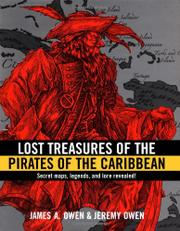 Cover art for LOST TREASURES OF THE PIRATES OF THE CARIBBEAN