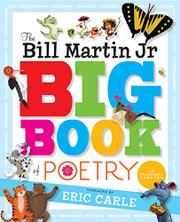 Cover art for THE BILL MARTIN JR. BIG BOOK OF POETRY