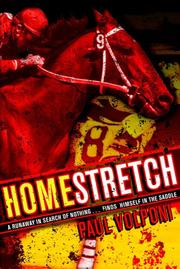 Cover art for HOMESTRETCH