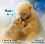 Book Cover for MAMA, WHY?