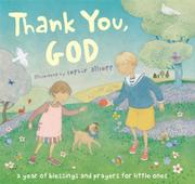 Book Cover for THANK YOU, GOD!