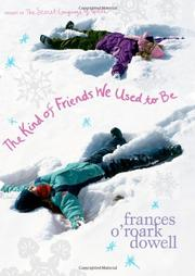 Book Cover for THE KIND OF FRIENDS WE USED TO BE